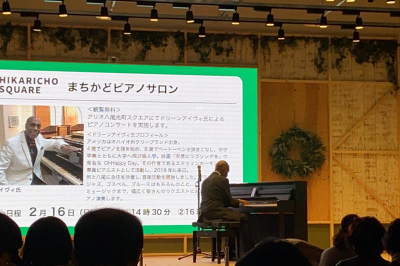 「すべては神からのギフト」 ゴスペル界のレジェンドが大阪・八尾で本格活動開始