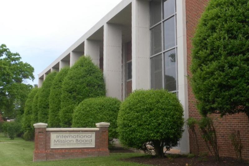 米バージニア州リッチモンドにある南部バプテスト連盟(SBC)国際宣教局(IMB)の事務所(写真:クリスチャンポスト)