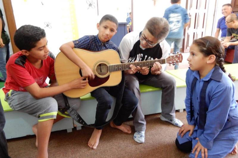 中東ヨルダンで短期宣教、千葉の教会から11人 確かに芽生えた福音の種