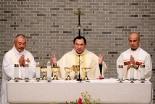 公開ミサ中止でも「祈り続けましょう」 菊地功大司教がメッセージ