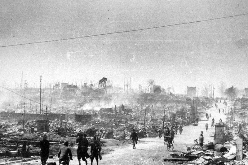 東京大空襲から75年、戦火と教会の軌跡
