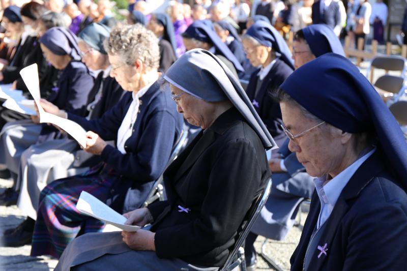 東日本大震災から9年、3宗教が合同追悼・復興祈願祭 今年10回目