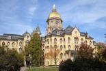 米ノートルダム大学、「神学・牧会学・宗教学」分野で世界1位に QS世界大学ランキング