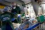 サマリタンズ・パース、イタリアに医療チーム派遣 救急野外医療施設設置
