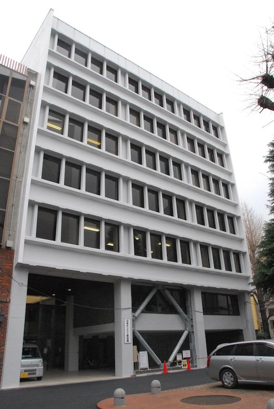 日本基督教団の事務局や出版局などが入居する東京・早稲田の日本キリスト教会館