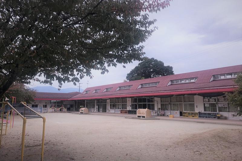 広い園庭のある保育園 ※写真はイメージです。(写真:Usuyoke)