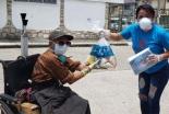 カリタスジャパン、新型コロナで緊急募金 路上生活者や生活困窮者を支援