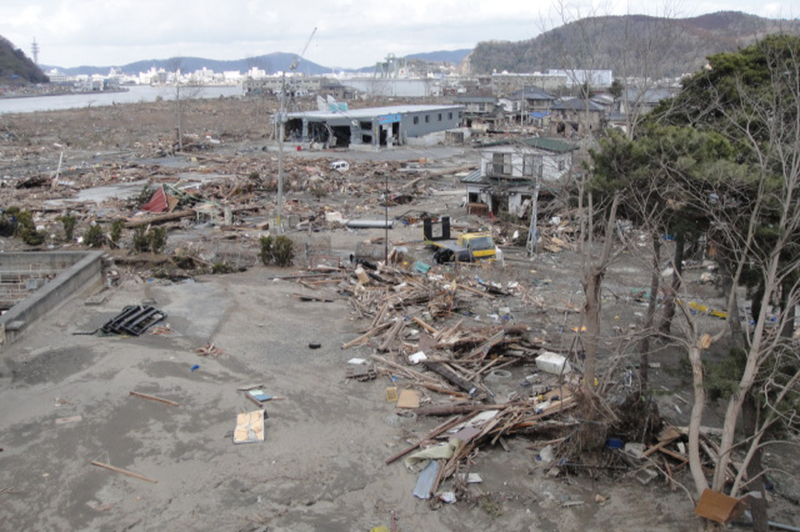 キリスト教と災害(1)第106次東北ボランティア報告 岩村義雄・神戸国際支縁機構理事長