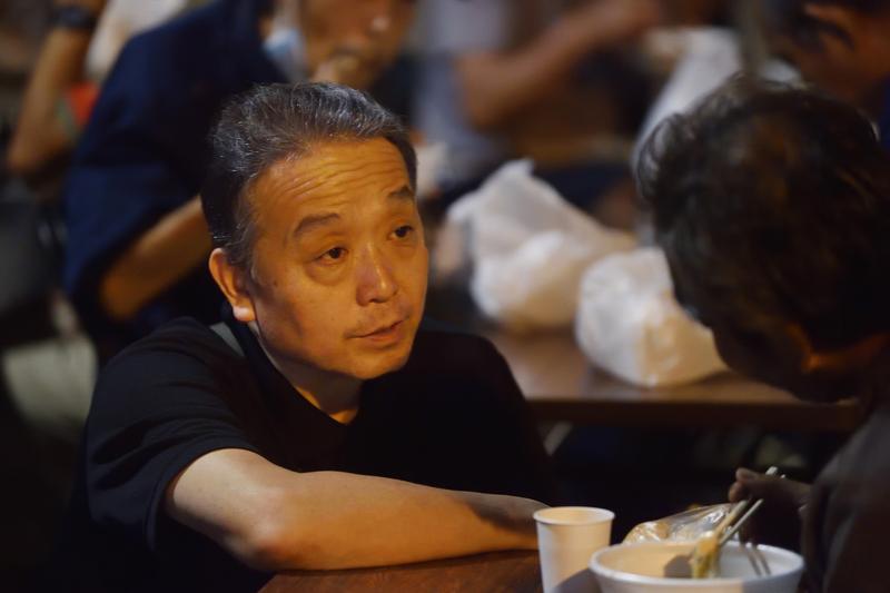 NPO法人「抱樸(ほうぼく)」理事長で牧師の奥田知志(ともし)氏(写真:NPO法人抱樸提供)