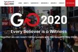 5月、10億人に福音を伝えよう 「GO2020」キャンペーン始まる