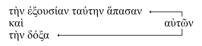 京大式・聖書ギリシャ語入門(21)「この国々の一切の権力と栄華とを与えよう」―μι 動詞の未来形―