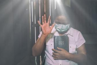 コロナ・祈り