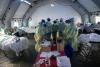 最後のコロナ患者、サマリタンズ・パースの野外医療施設を退院