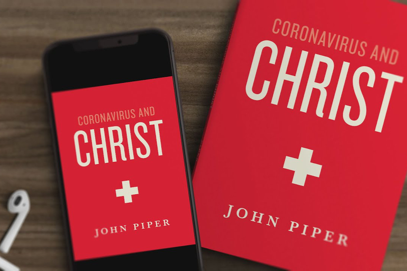 ジョン・パイパー著『コロナウイルスとキリスト』(原題:Coronavirus and Christ)(画像:『コロナウイルスとキリスト』のオーディオブックより)
