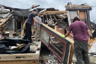 SNS時代だからこそ生まれる新たな「絆」 竜巻被害に遭った米ナッシュビルと大阪の教会の交流