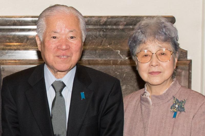 横田滋さん死去、87歳 拉致被害者・横田めぐみさんの父