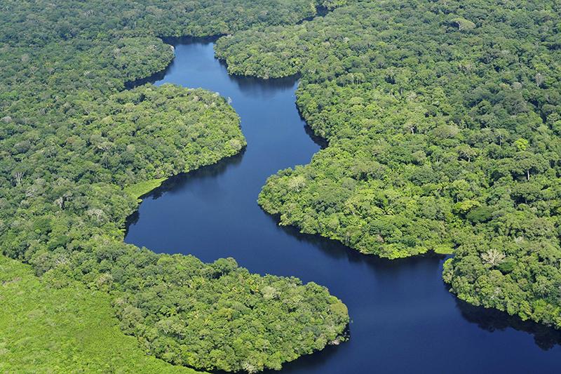 世界宣教祈祷課題(6月29日):ブラジル・アマゾン流域先住民族