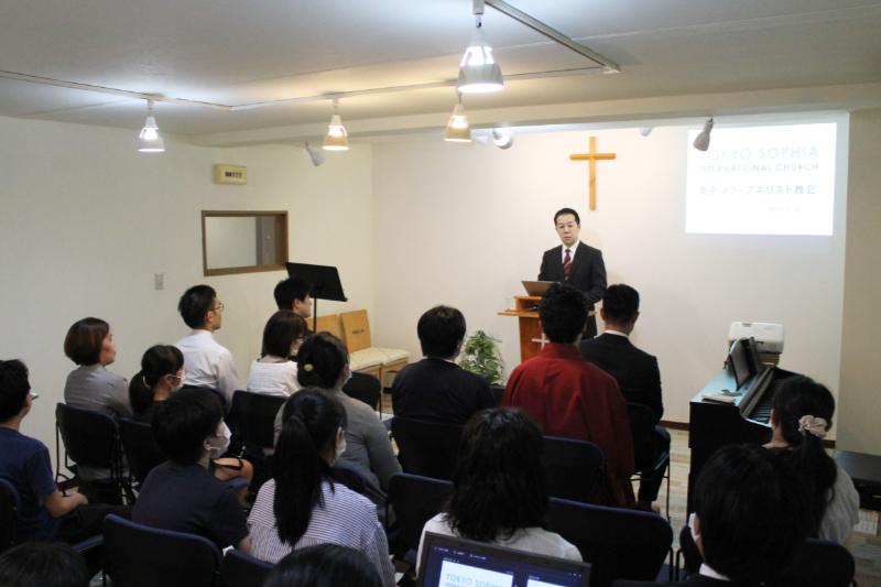 クリスチャントゥデイ創業者が教会開拓 15年ぶりに「東京ソフィアキリスト教会」を再開