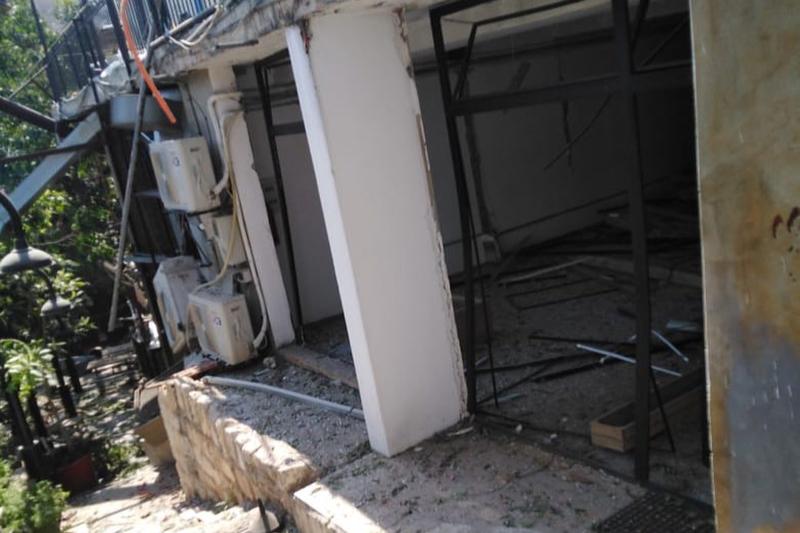 「共に祈ってください」 ベイルート爆発、爆心地に最も近い教会の牧師が祈り呼び掛け