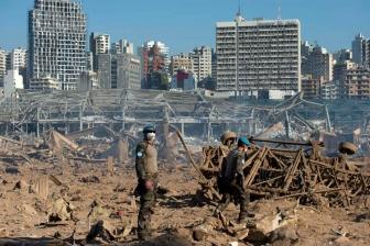 「世界の支援が必要」 レバノン爆発、ワールド・ビジョンが緊急支援募金