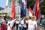 「イエスが日本の統治者」 ジーザス・レインズ、7都府県で同時開催
