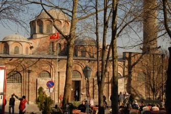 アヤソフィアに続き別の歴史的教会もモスクへ トルコ