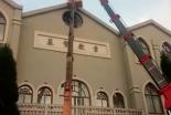 半年で900以上の教会から十字架撤去 中国安徽省
