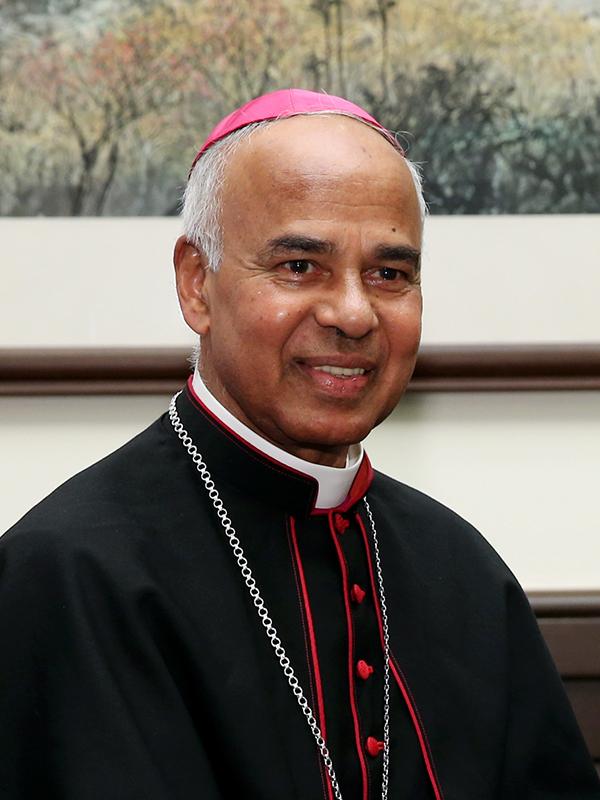 駐日教皇大使のジョセフ・チェノットゥ大司教が死去 76歳