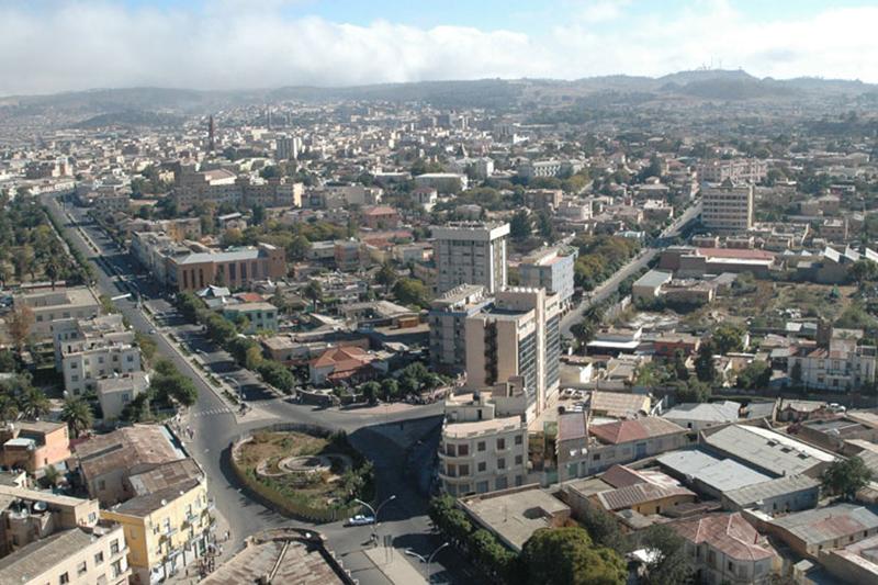 エリトリアの首都アスマラ=2016年(写真:John Beso)