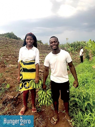 モザンビークの若者による農業プロジェクトを実現させたい 関学の学生がCFで応援