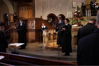 「和解の扉開いた」 シュトゥットガルト罪責宣言から75年、ドイツで記念礼拝