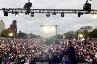 米首都ワシントンで3万5千人が祈り 「神は働かれている」