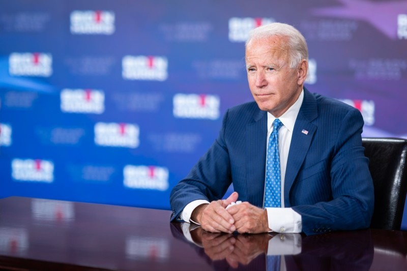 ジョー・バイデン氏(写真:Biden for President / Adam Schultz)