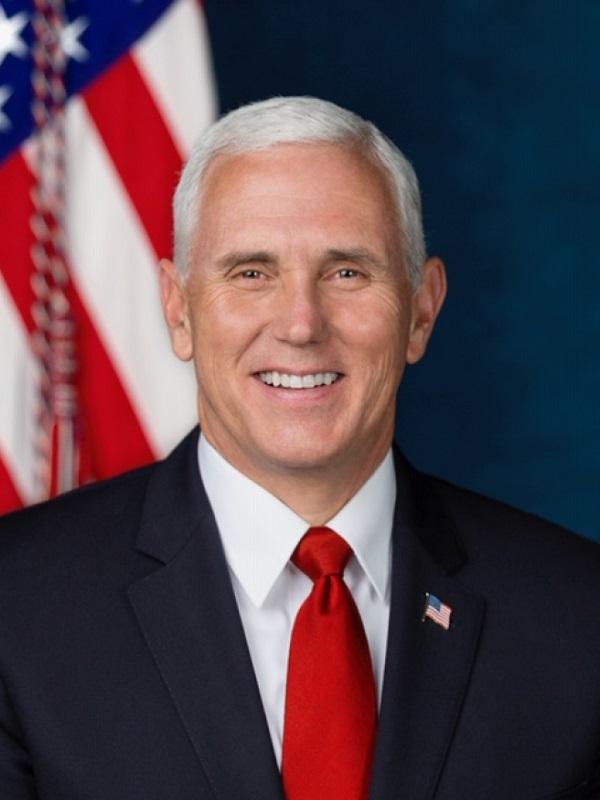 マイク・ペンス米副大統領(写真:ホワイトハウス)