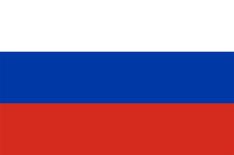 ロシアの国旗