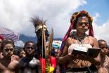 世界宣教祈祷課題(11月25日):パプアニューギニア
