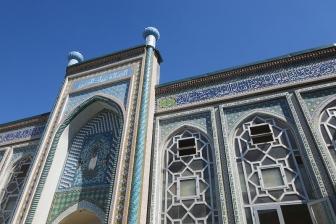 世界宣教祈祷課題(11月28日):タジキスタン