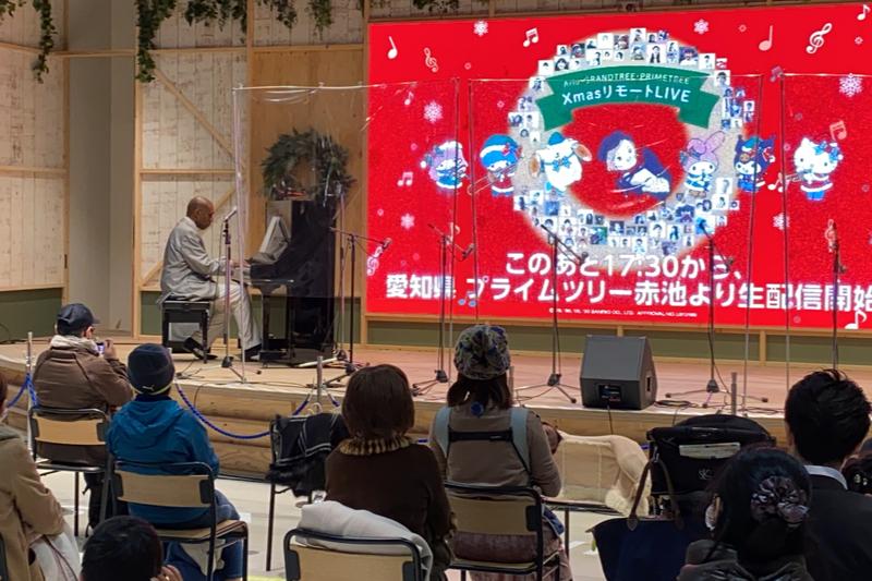 地元教会が協力「Team Yao」結成! ショッピングモールで2日間の地域密着型クリスマス伝道集会