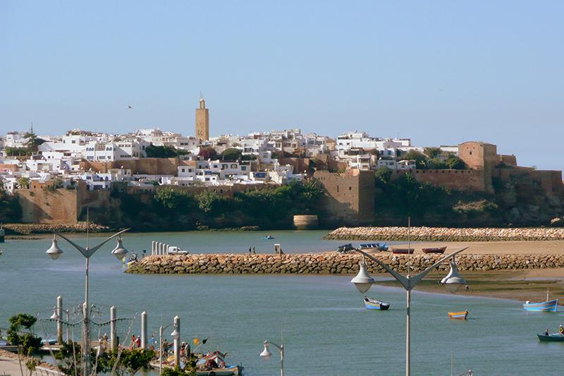 モロッコの首都ラバト(写真:Pline)