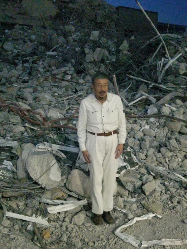 「キリストはキリスト教だけのものではない」(1)第1次トルコ災害ボランティア報告 岩村義雄