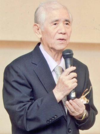 沖縄宣教研究所所長の饒平名長秀氏死去、87歳 神愛バプテスト教会名誉牧師