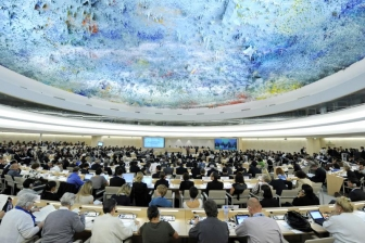 2020年の人権侵害国トップ10、1位は中国 国連ウォッチが発表