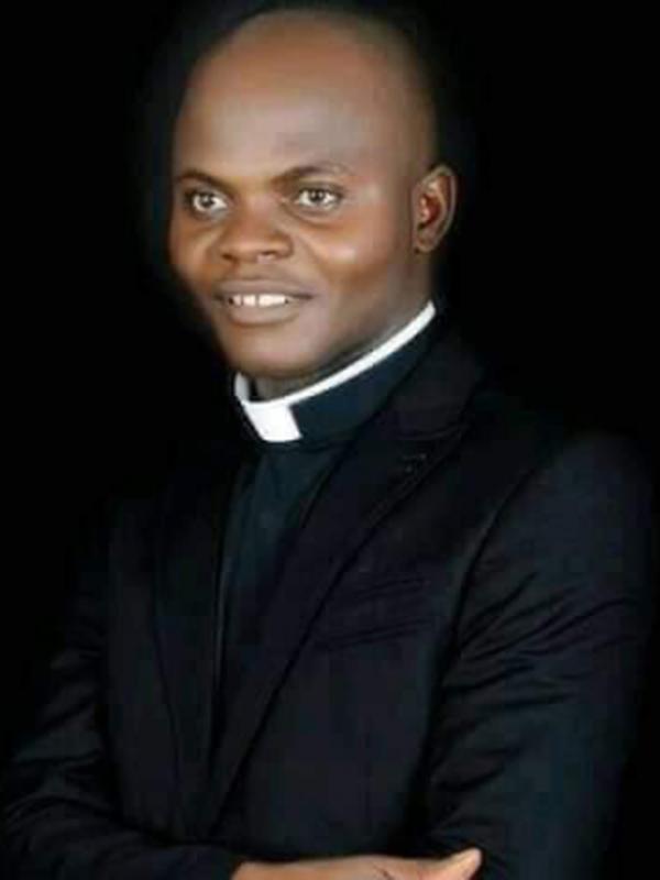 遺体で発見されたナイジェリアのカトリック・ミンナ教区司祭のジョン・グバカン・ヤジ神父(写真:エマニュエル・アンヤンユー神父)