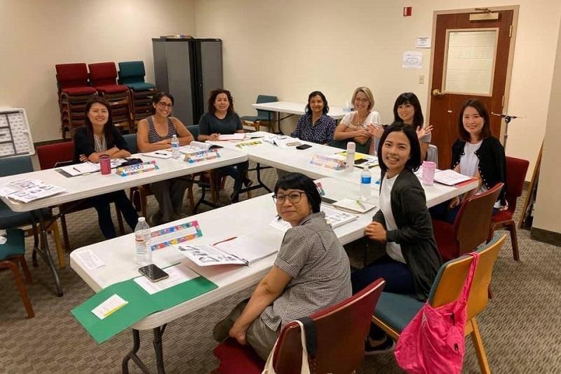 日本から遠く離れた地の日本人伝道最前線 駐在員家族120人に福音伝える英語教室