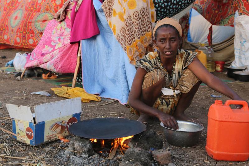 エチオピア北部紛争、教会で750人殺害 NGOが報告