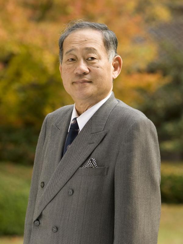 八田英二氏(写真:同志社大学提供)