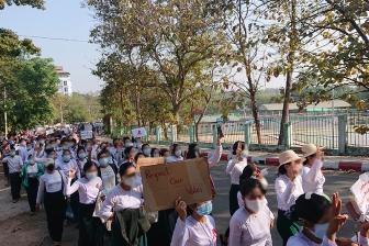 ミャンマーのクーデターを「深く憂慮」 日本YWCAが抗議声明