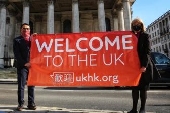「英国へようこそ!」 香港からの移住者向けに教会主導の特設サイト開設