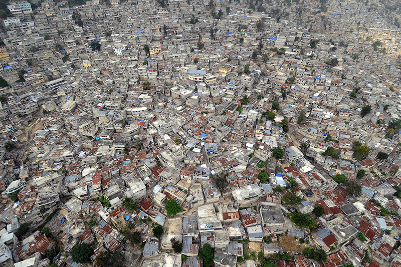 世界宣教祈祷課題(2月15日):ハイチ