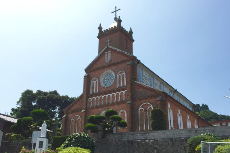 黒島天主堂、2年の耐震・保存修理工事終え一般見学再開